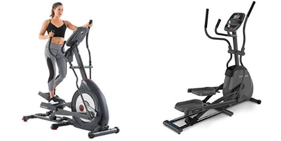 Schwinn 430 Elliptical Machine vs Horizon Fitness EX-59 Elliptical
