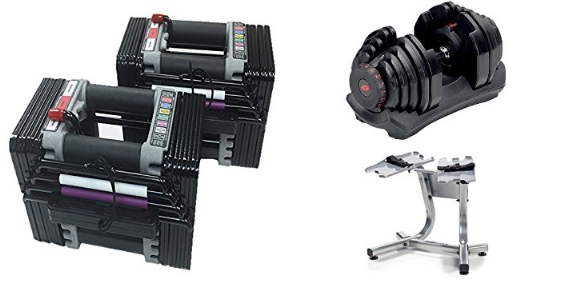 PowerBlock Elite Dumbbells vs Bowflex SelectTech 1090 Adjustable Dumbbell