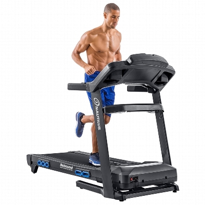 Image of Nautilus T618 treadmill